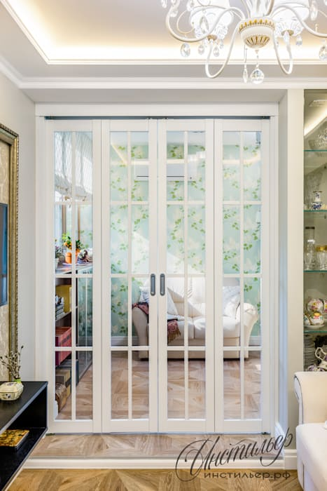 Glass doors by Студия Инстильер | Studio Instilier,