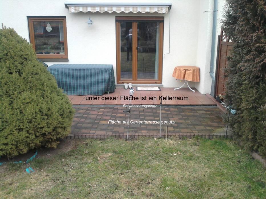 Neubau und Sanierung von Balkon – Terrasse Flächen von Bausanierung Höpke
