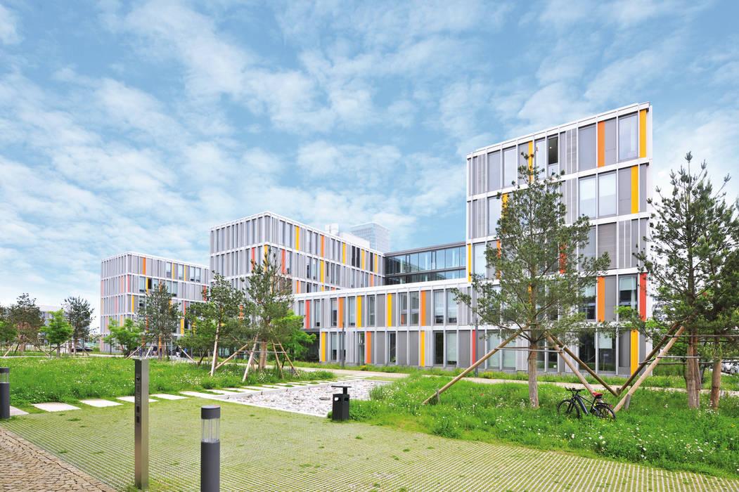 IT Rathaus München:  Bürogebäude von Richard Brink