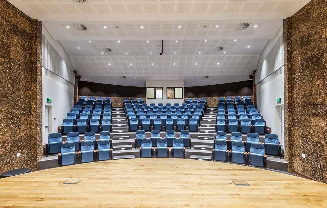 Modern Müzeler Intsika Architects (Pty) Ltd Modern