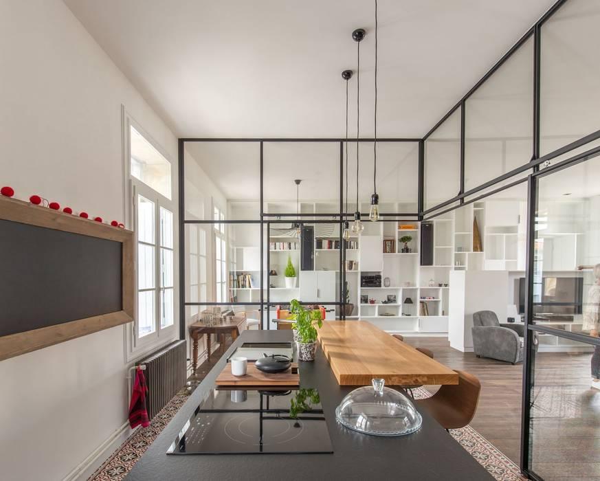 by Brengues Le Pavec architectes Minimalist
