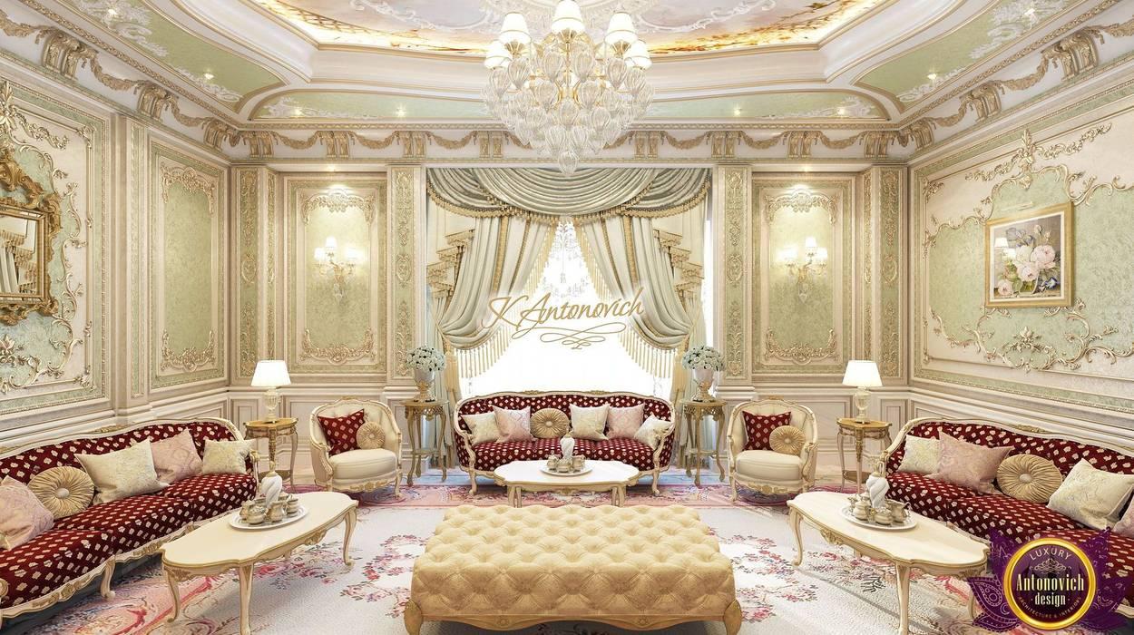 luxury living room design ideas from katrina antonovich ...