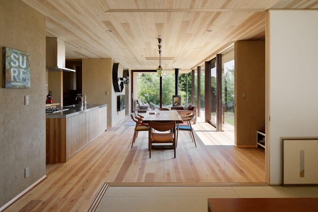 Salas de jantar  por atelier137 ARCHITECTURAL DESIGN OFFICE
