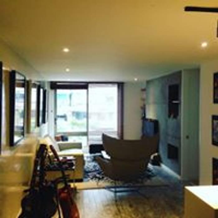 Heritage Design Group Salon minimaliste