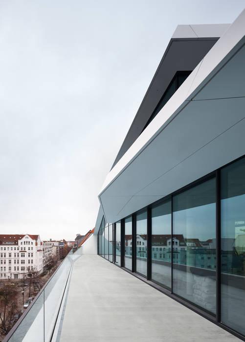 Fassadendetail Arbeitszimmer Von Axthelm Rolvien