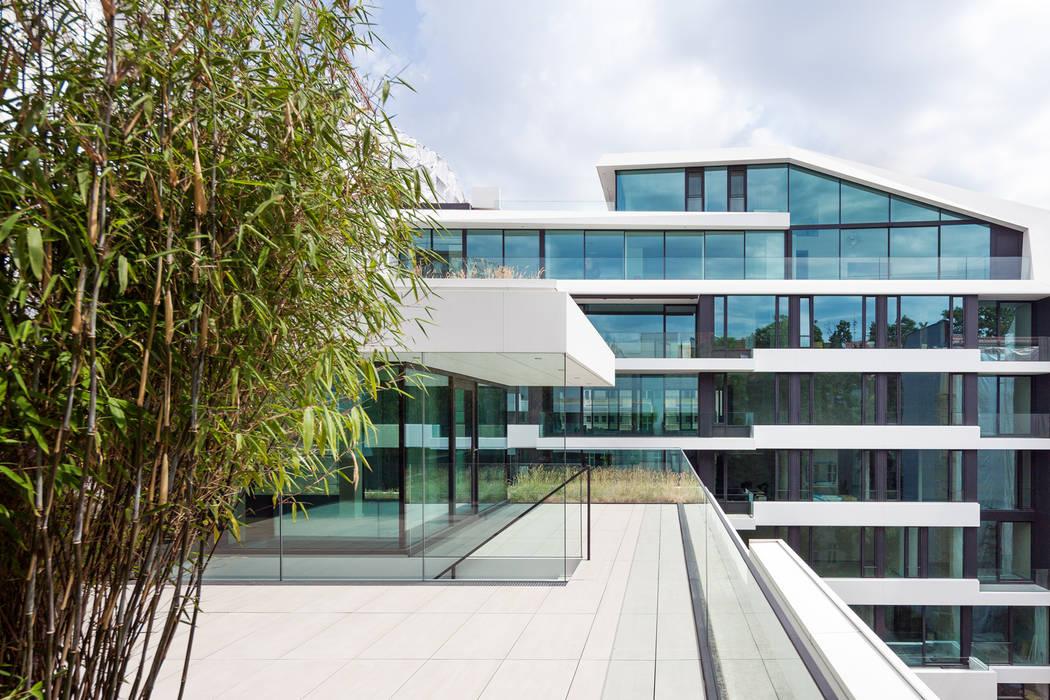 Roof Terrace By Axthelm Rolvien Architekten Homify