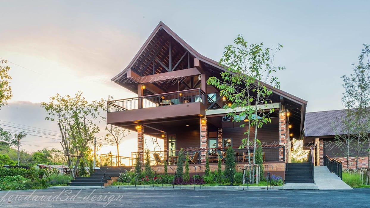 อารยสถาปัตย์ :   by fewdavid3d-design