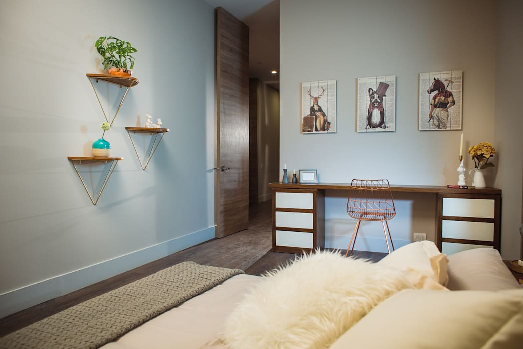 Girls Bedroom by Munera y Molina, Modern