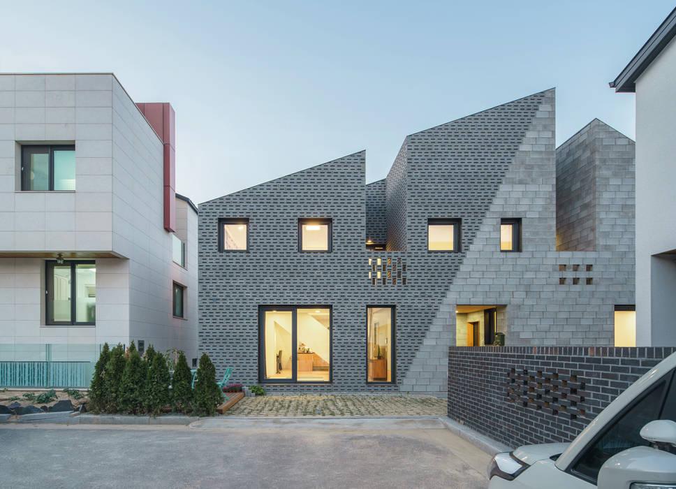 Moderne Häuser von stpmj Modern