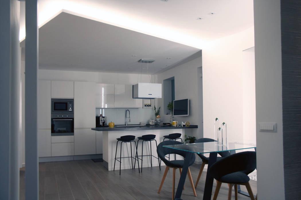 Cucina Cucina minimalista di A2pa Minimalista