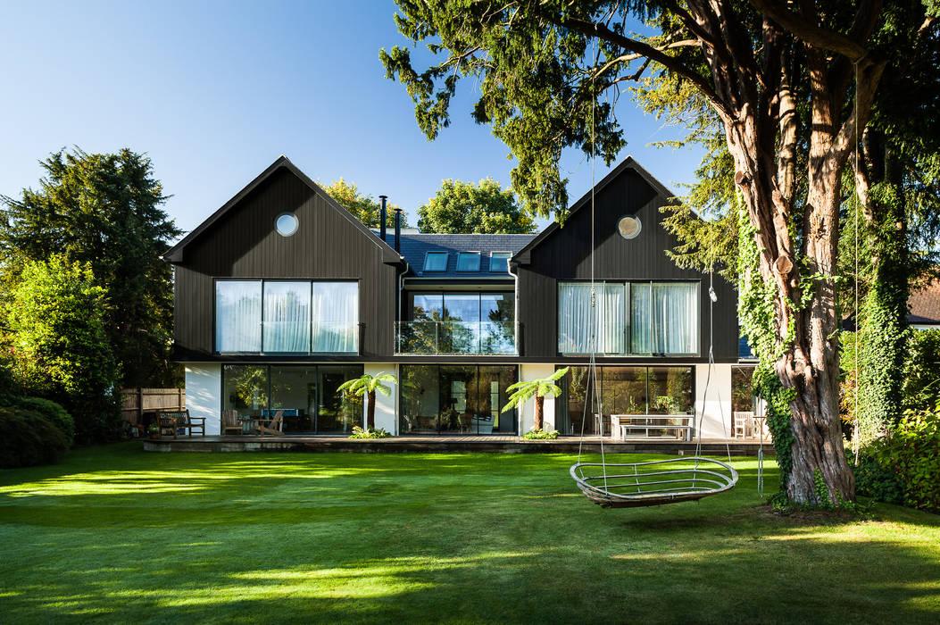 Rear Facade Concept Eight Architects Front garden