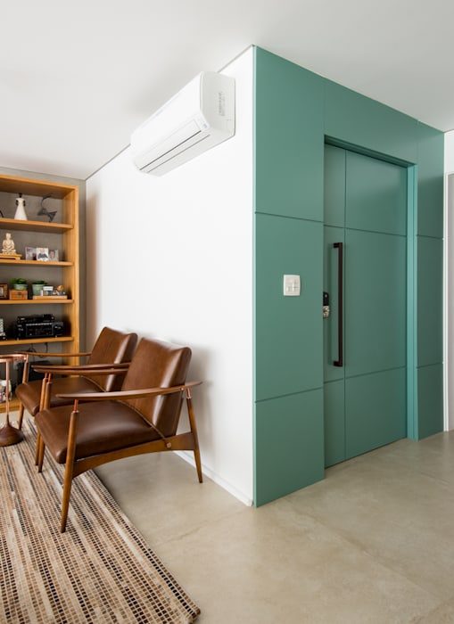 Modern style doors by RF DESIGN DE INTERIORES Modern