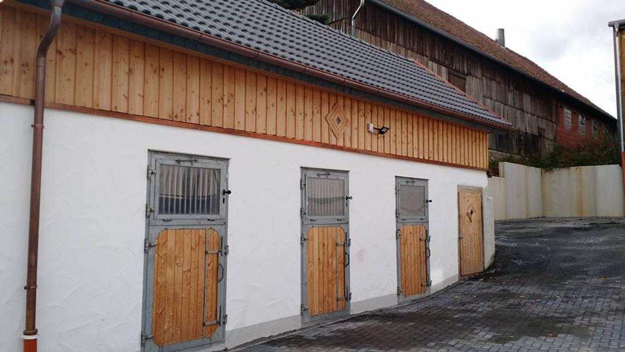 Aus alt mach neu - ein echte Herausforderung:  Bungalow von wir leben haus - Bauunternehmen in Bayern
