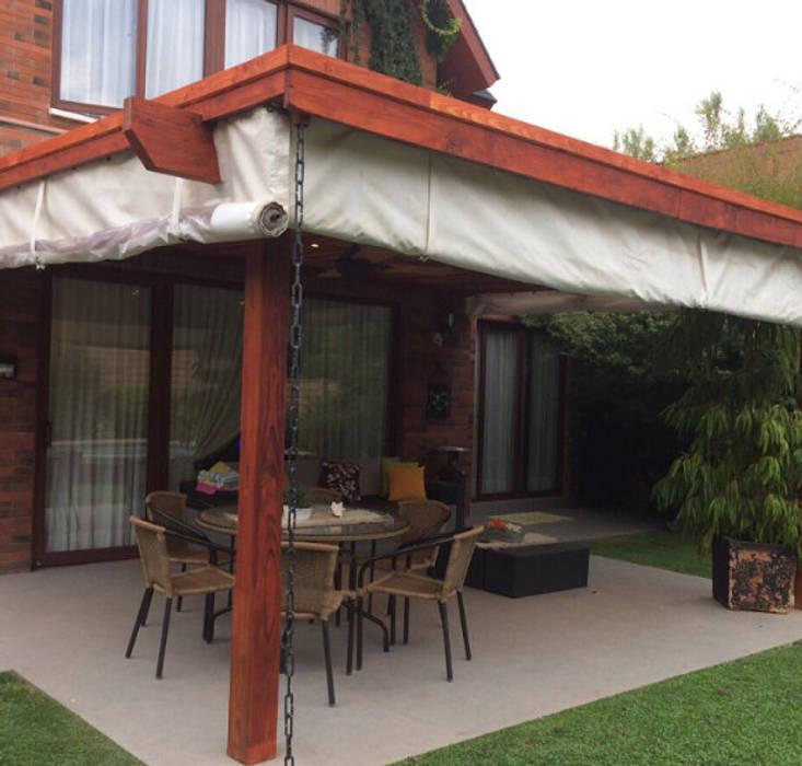 Mantención de Preservante Balcones y terrazas clásicos de Mantención de Terrazas | mantenciondeterrazas.cl Clásico