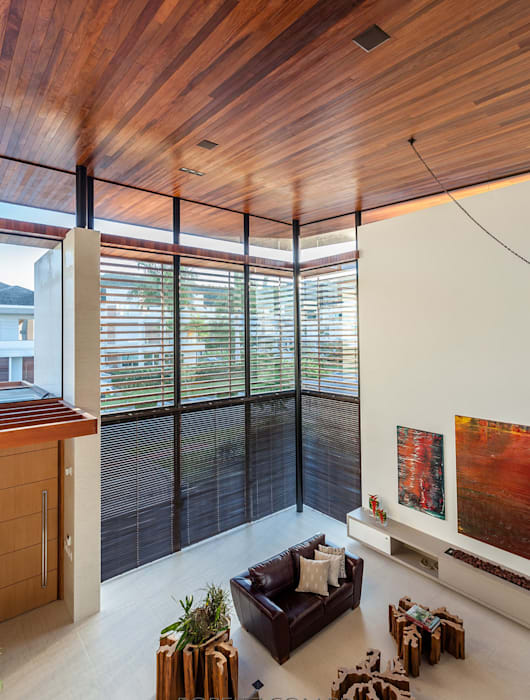 Modern Pencere & Kapılar Ruschel Arquitetura e Urbanismo Modern