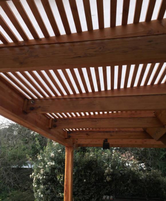 Renovación Terraza: Terrazas  de estilo  por Mantención de Terrazas | mantenciondeterrazas.cl
