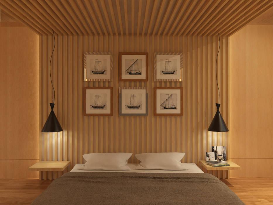 Hoteles de estilo  de TIES Design & Build