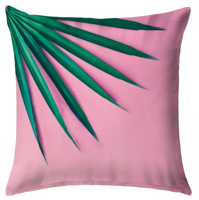 von Tres Mares Tropisch Textil Bernstein/Gold