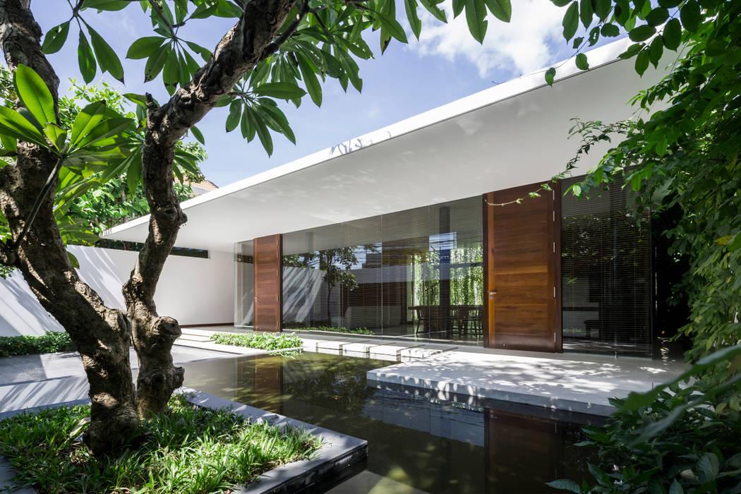 Nhà hộc kéo - Drawers House bởi MIA Design Studio Hiện đại
