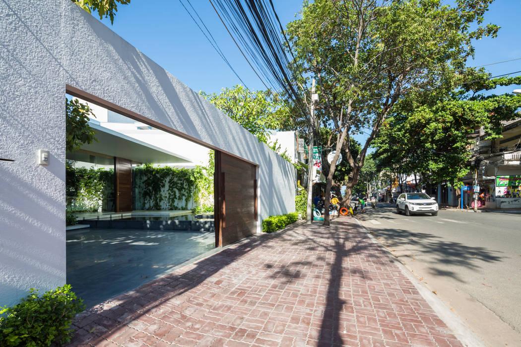 飯店 by MIA Design Studio, 現代風