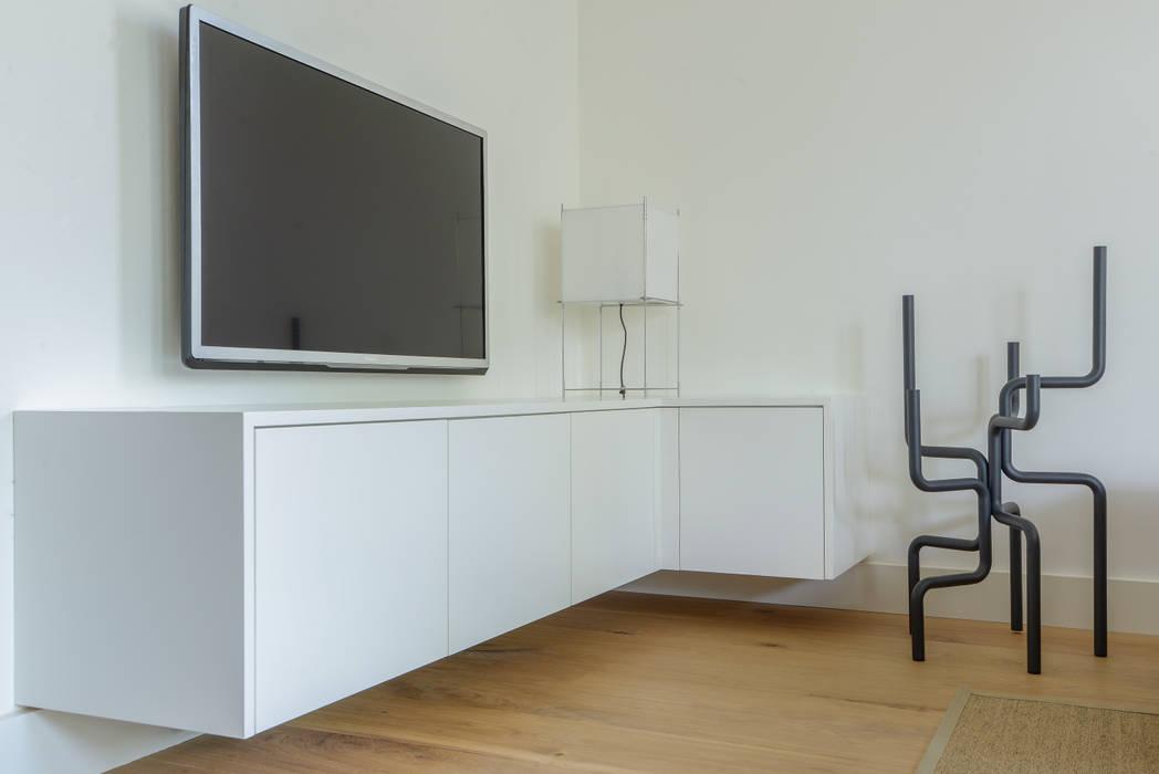 tv kast op maat gemaakt Peggy Franssen Interieurontwerp