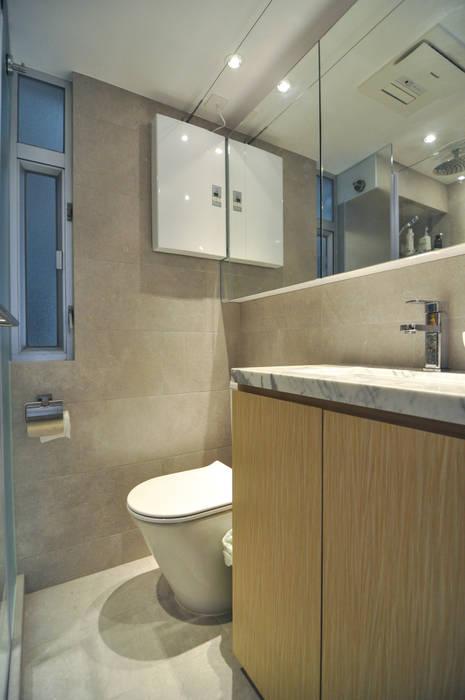 Bathroom Scandinavian style bathroom by homify Scandinavian