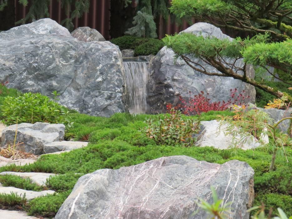Kyoto in Hessen:  Garten von Kokeniwa Japanische Gartengestaltung
