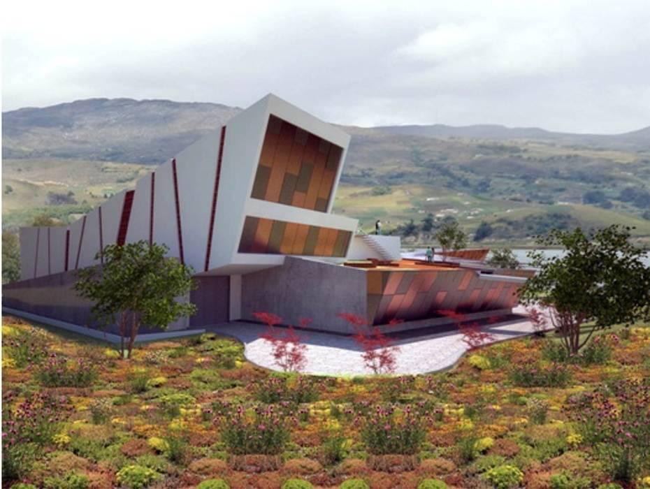 Centro de Convenciones isla de San Pedro de Tota de Coestructural sas Rural
