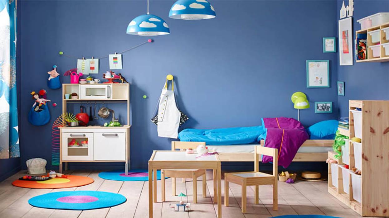 Thương hiệu Nội Thất Hoàn Mỹ Dormitorios infantiles de estilo moderno