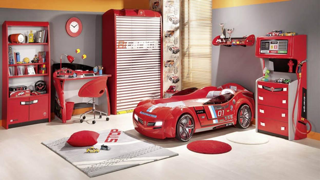 Phòng ngủ đẹp cho bé Phòng trẻ em phong cách hiện đại bởi Thương hiệu Nội Thất Hoàn Mỹ Hiện đại