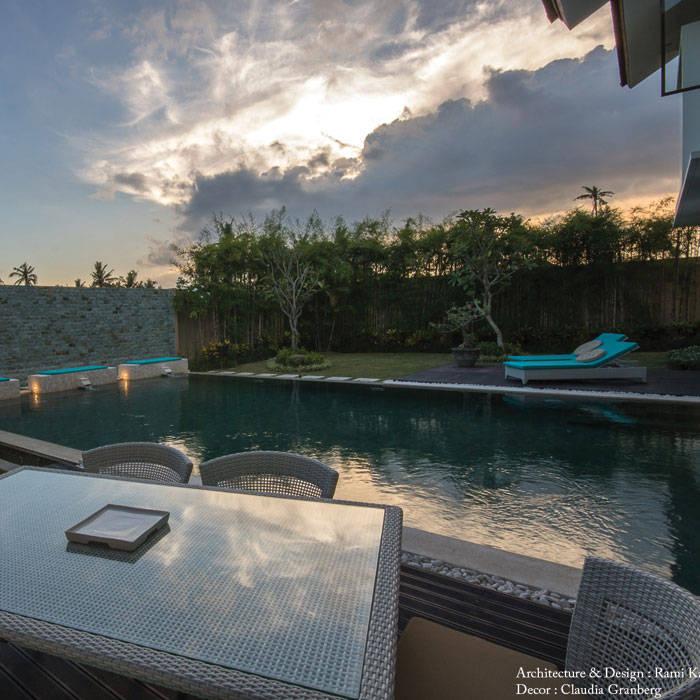 Garden Pool by Terra Development Group