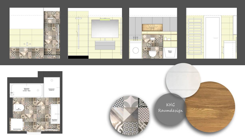Planung badezimmer – berlin prenzlauer berg: badezimmer von ...