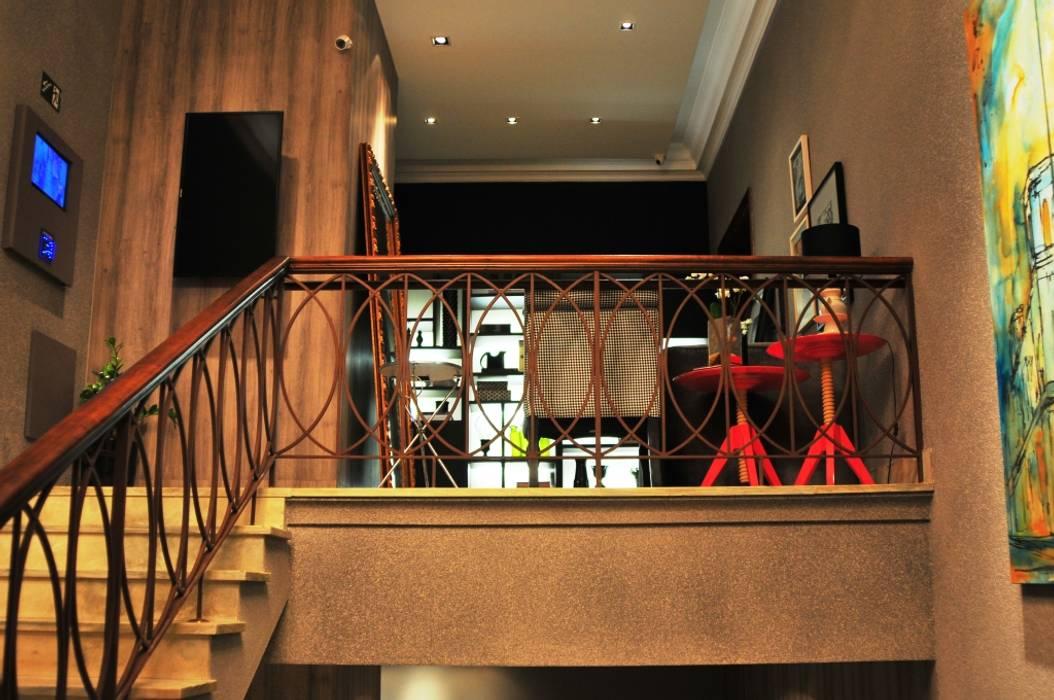 CasaCor 2014 Centros de exposições ecléticos por Erlon Tessari Arquitetura e Design de Interiores Eclético