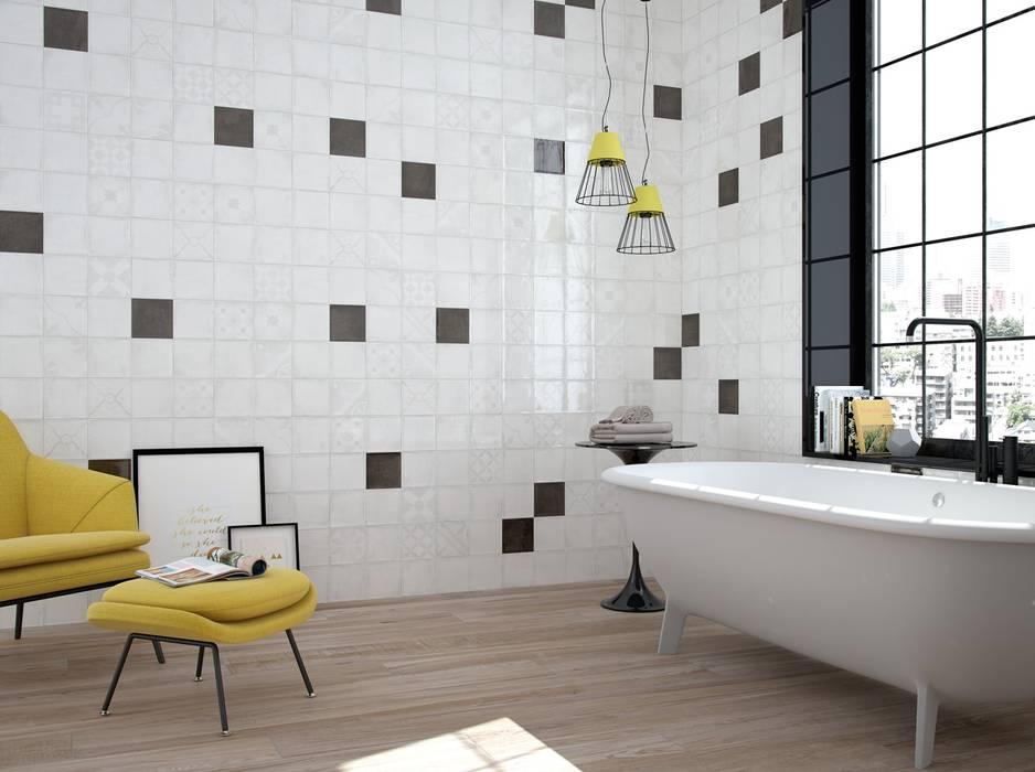 Badezimmer mit Wandfliesen : moderne Badezimmer von Fliesen Sale