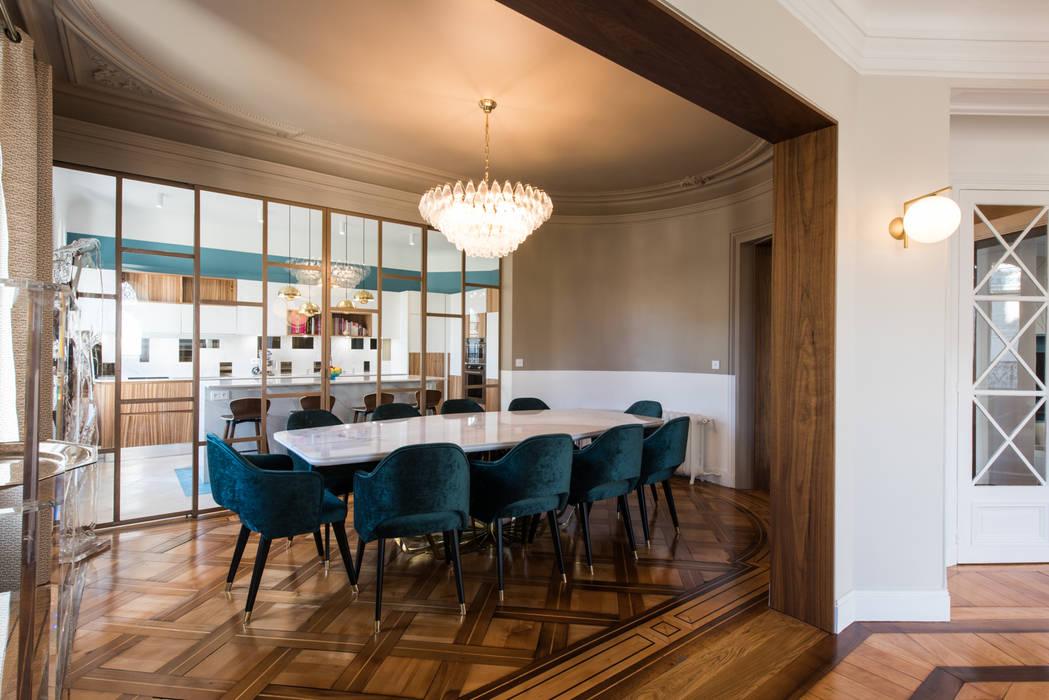 Küche von la cuisine dans le bain sk concept, klassisch   homify