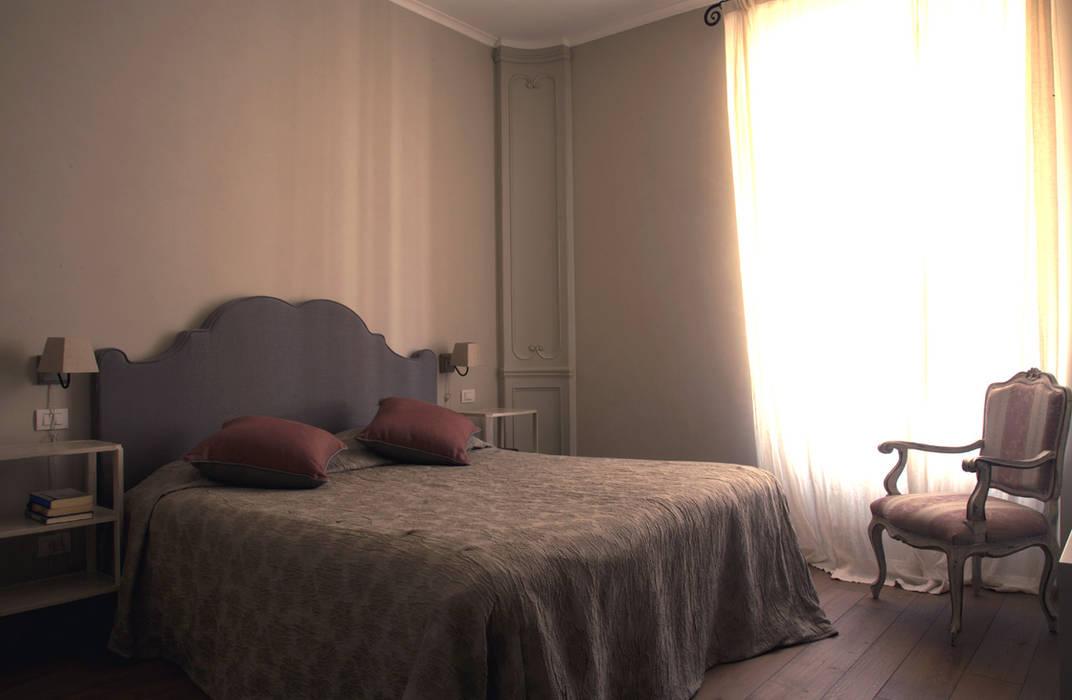 Appartamento privato - Milano Andrea Rossini Architetto Camera da letto in stile classico