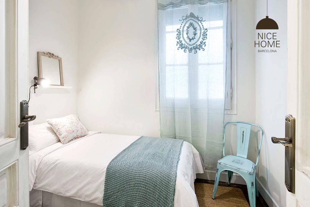 Proyecto diputación  dormitorios de estilo de nice home barcelona ... 9853e9b2d51c
