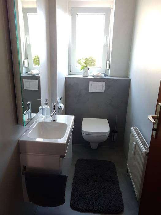 Attraktiv Fugenlose Wände Und Fugenloser Boden, Modern Und Wunderschön: Moderne  Badezimmer Von Hofele Stuckateur Und