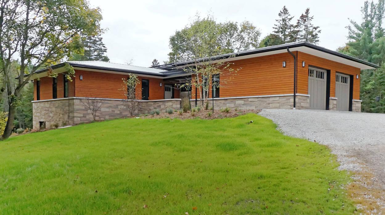 Casa rurale di Solares Architecture Rurale