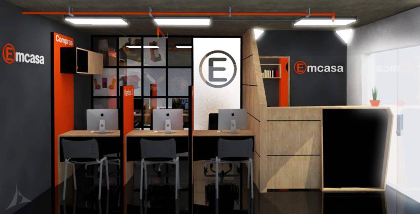 Area de atención a clientes de Jorge Osorio Arquitecto Industrial