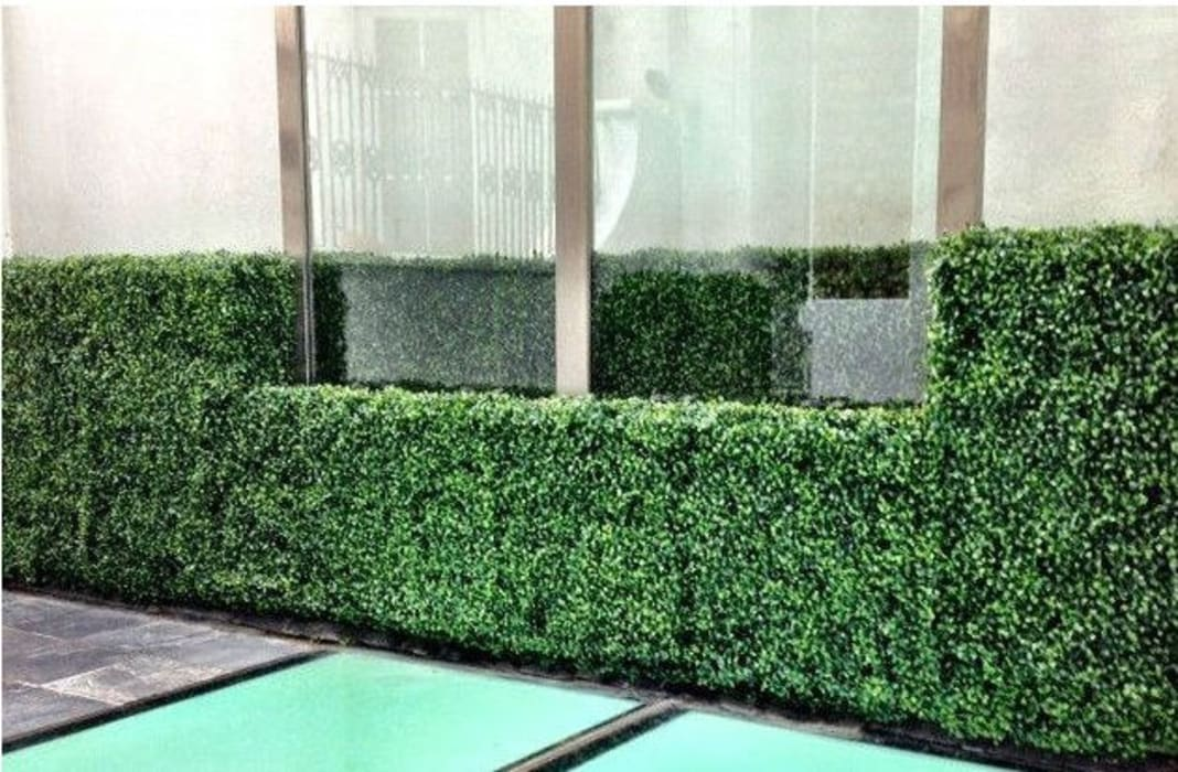 Artificial-fence-screening Sunwing Industrial Co., Ltd. Country style schools Plastic Green