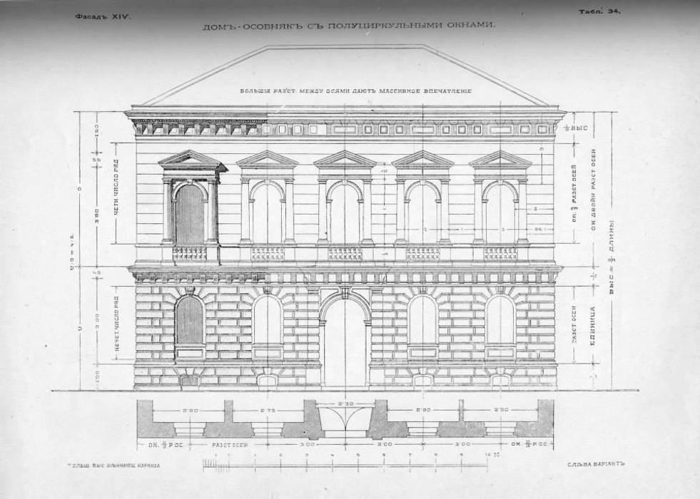 Проекты фасадов Реставратор