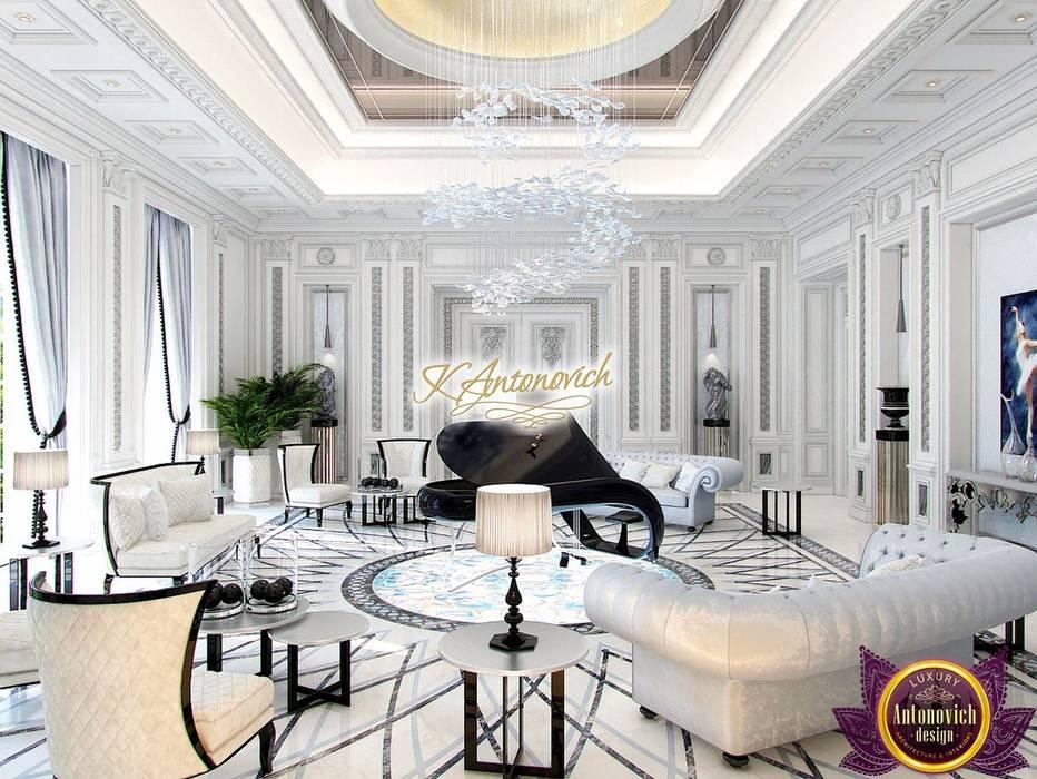 . the best interior design dubai from katrina antonovich  living room
