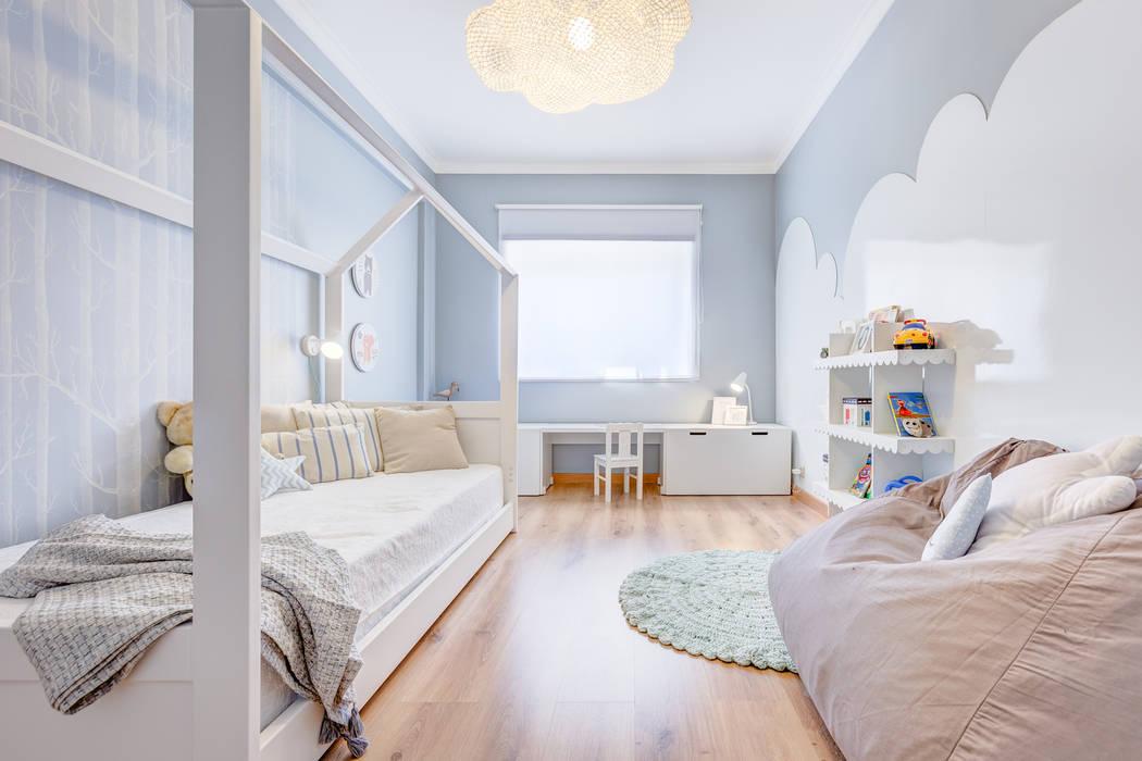 Querido Mudei a Casa: Quartos de criança  por Santiago | Interior Design Studio