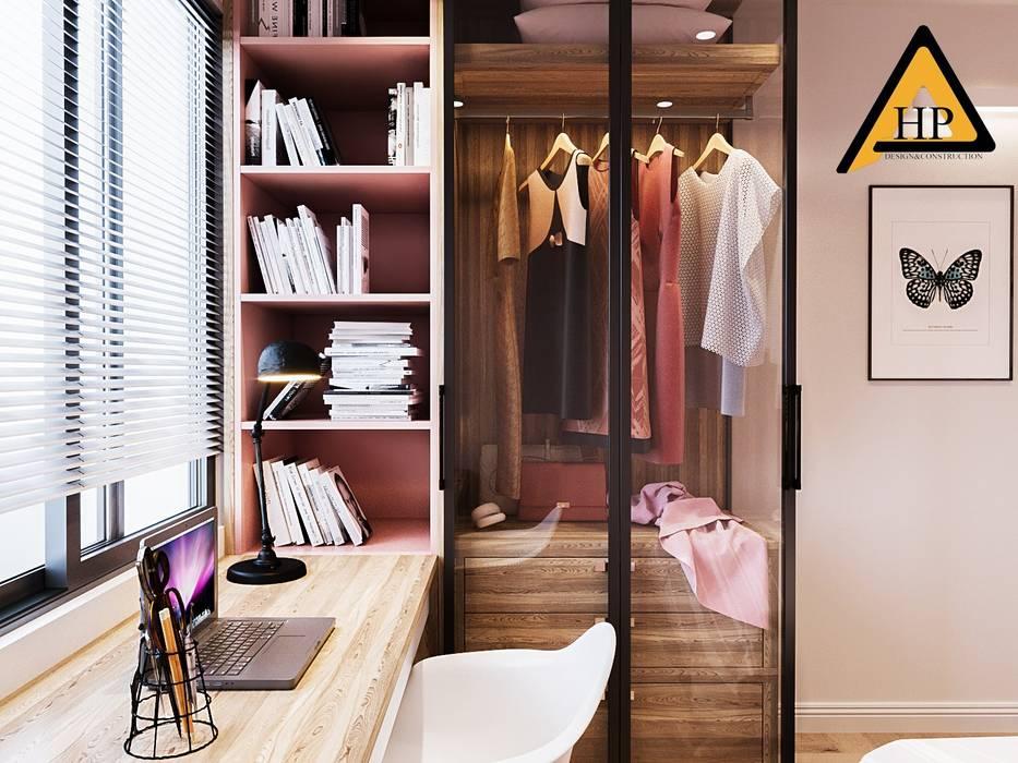 CTY KIẾN TRÚC VÀ NỘI THẤT HP-HOUSE 更衣室