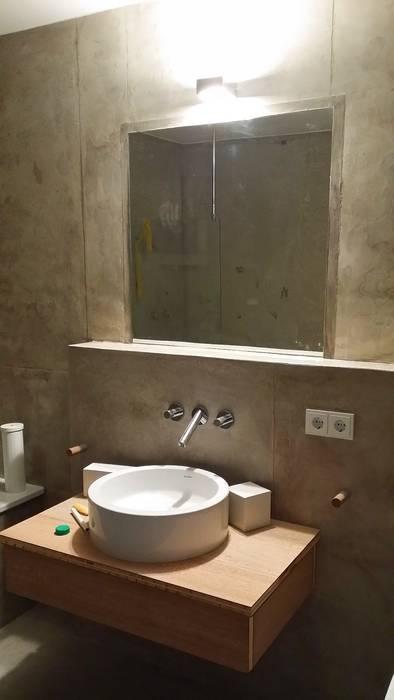 Moderne Bader Badezimmer Von Malerbetrieb Maleroy Homify