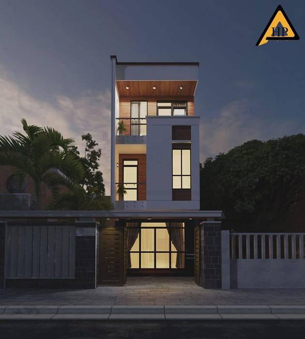 CTY KIẾN TRÚC VÀ NỘI THẤT HP-HOUSE Будинки
