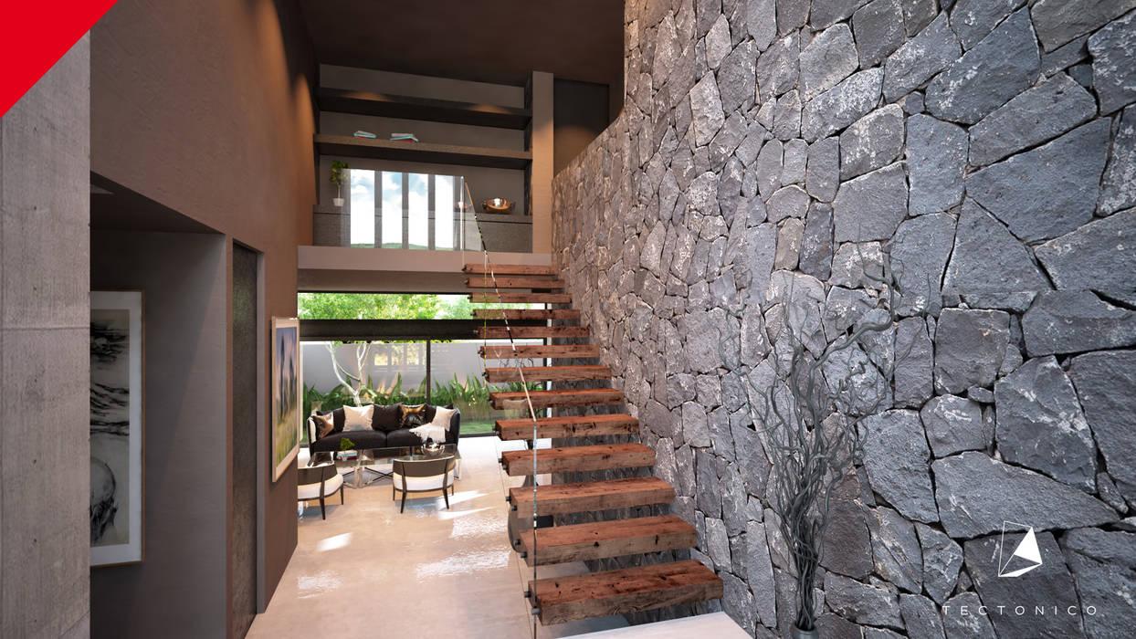 CASAS CECSA Tectónico Stairs