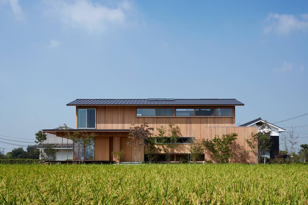 ARTBOX建築工房一級建築士事務所 Wooden houses Wood Wood effect