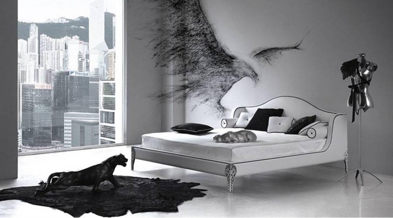 Spacio Collections BedroomAccessories & decoration Textile Black